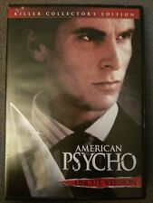 American Psycho (Dvd Movie) Christian Bale Uncut Version Widescreen- Bale