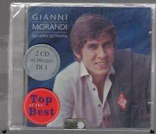 GIANNI MORANDI GLI ANNI SETTANTA CD SIGILLATO!!!