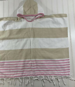 Turkish T Kids Coverup Swim Pullover Towel