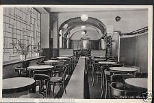 Germany Postcard - Interior of Cafe Lott, Worms   BH2101
