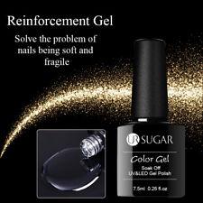UR SUGAR UV Gel Reinforcement Gel Nail Protector Soak Off Nail Art Tools 7.5ml