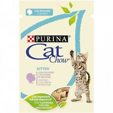 Food Humid Full Purina Cat Chow Peacock Kitten for Cats Junior