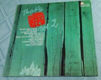 HAPPY JAZZ & CO (LP) HAPPY HANNOVER JAZZ VOL. 2 [L&P STEREO 666536 ** RAR] EX