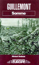 Guillemont: Somme by Michael Stedman (Paperback, 1997)