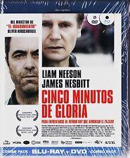 CINCO MINUTOS DE GLORIA.  BLU-RAY y DVD. Tarifa plana (España) en envío, 5 €.