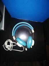 Vintage Headphones TELEX 610 600 Ohm with ditribution set for 6 model 753