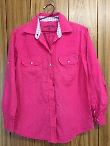 rm williams womens Stockyard Shirt