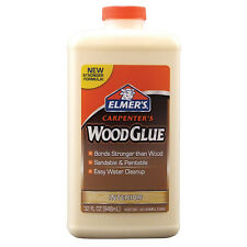 New Elmer's E7010 Carpenter's Wood Glue, 8 Ounces *