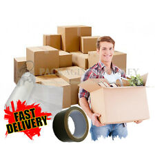Cardboard Shipping & Moving Boxes with Single Wall
