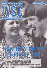WHEN SATURDAY COMES Issue No.47 January 1991 Now How Do We Get Rid Of Him?