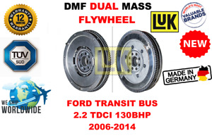 FOR FORD TRANSIT BUS 2.2 TDCI 130BHP 96KW 2006-2014 NEW DUAL MASS DMF FLYWHEEL