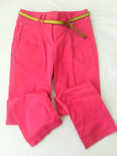 NEXT 100% Cotton Trousers (2-16 Years) for Girls