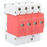 Überspannungsschutz 4 pole Ableitergerät Blitzschutz LT-40/80 für 4P 40-80KA