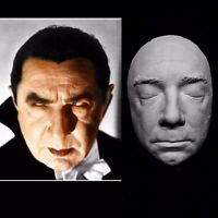 Bela Lugosi Life Mask Cast / Prop: Dracula 1931 Great Surface Detail !!