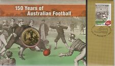 Australia Stamps PNC 2008 AFL 150 Years of Australian Football