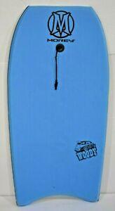 Morey woody 41 Inch Bodyboard Boogie Board Blue