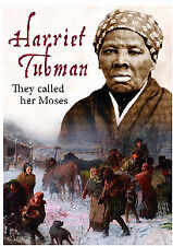 DVD-Harriet Tubman: They Call Her Moses