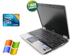 HP ELITEBOOK 2530P 12,1'' C2D L9400 1,86 GHz 2GB 80GB 1280x800 VGA Windows XP