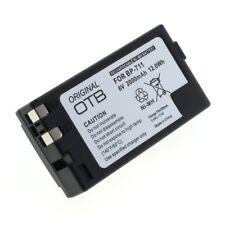 Originele OTB Accu Batterij Canon H-640 - 6V 2000mAh Akku Battery