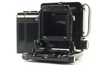 【EXC+++++】TOYO FIELD 45A Large Format Camera With 4X5 Cut Film Holder From JAPAN