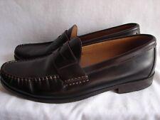 Jack Erwin Charlie Brown Leather Penny Loafer Men's Sz 10