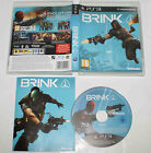 BRINK sur Sony PLAYSTATION 3 PS3