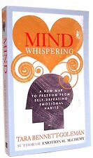 Mind Whispering by Tara Bennett Goleman (Paperback) self-defeating habits