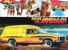 1974 Holden Sandman Panel Van & Ute Surf Sticker or Magnet