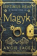 Magyk 1 by Angie Sage (2005, CD)