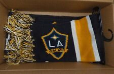 NEW MLS LA Los Angeles Galaxy Scarf OSFM 47 Brand NEW NWT