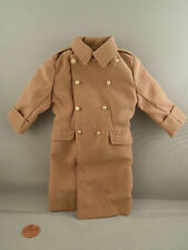 ¿ - Segunda Guerra Mundial-Wwii British Officer-Juan Colman - 1:6 Escala Greatcoat