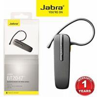 Bluetooth Headset Jabra BT 2047 IPhone Samsung Wireless TALK Headphone Earphone
