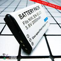 EN-EL23 ENEL23 Battery for NIKON Coolpix B700 P600 P610 P900 S810c Camera