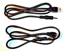 High Quality Audio Cable Set for Kenwood TS-480 to TM-D710 Sky Command II