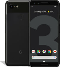 Google Pixel 3 64GB Just black, TOP Zustand