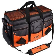 """KastKing Large-Hawg 26.4""""X11""""X15.4"""" Fishing Tackle Gear Storage Bags Zippers"""
