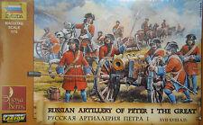 1:72 FIGUREN 8058 RUSSIAN ARTILLERY WITH CREW -ZVEZDA WIRD NICHT MEHR PRODUZIERT