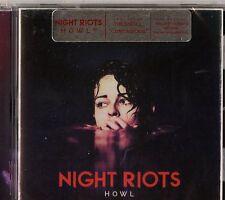 NIGHT RIOTS - HOWL - EP -  CD NUOVO SIGILLATO