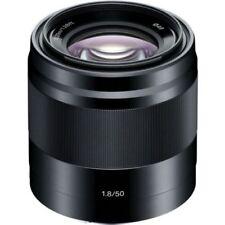 Sony 50mm Camera Lenses