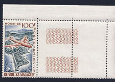 Malagasy 1962 Aircraft Philatelic Exhibition #C70 Stamp MNH FREE Ship after 1st