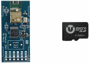 Titan Two Expansion Kit Low Latency Bluetooth Module Class 1.5 + 512Mb Micro-SD