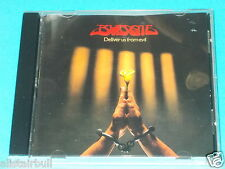 BUDGIE ~ DELIVER US FROM EVIL ~1993 CD ~ REPERTOIRE RECORDS -REP 4335 WZ *RARE*