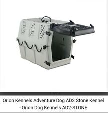 Orion Adventure Dog Kennel Ad2 Stone Medium for 25-50 lbs.