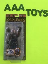 Lord of the Rings The Two Towers King Theoden in Armor Sword SlashingFigure MOC
