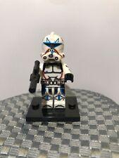 NEW Custom Minifigure Star Wars Clone Wars Captain Rex ARRIVES IN 2-4 DAYS