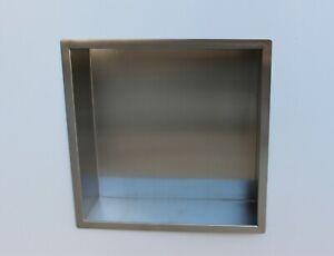 Shower Niche /Bathroom Niche (#304 Stainless Steel 325mm x 325mm x 100mm)