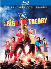 The Big Bang Theory Season 5 - Blu-ray TV Shows Fifth