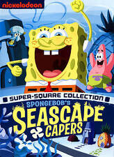 Spongebob Squarepants - The Seascape Capers (DVD, 2012)