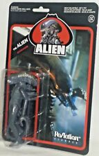 FUNKO REACTION action figure MOC ALIEN Cult Movie SERIES 1 Cult Classic HR GIGER