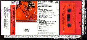 GLENN MILLER, STORY (MCA CORAL, ORK 78149, MUSICASSETTA K7, STEREO 7)